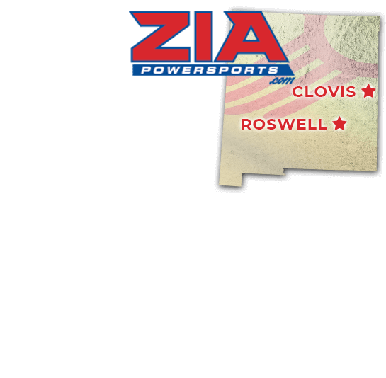 Zia Powersports is located in Clovis & Roswell, NM